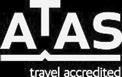 ATAS Transparent White Logo Small